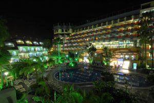 Paradise Park Fun Lifestyle all inclusive restaurant