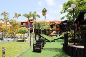 Park Club Europe hotel playground