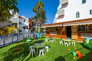 PlayaOlid All Inclusive mini club
