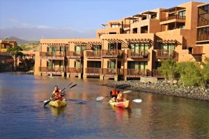 Sandos San Blas Eco Resort kayak all inclusive hotel in Golf del Sur