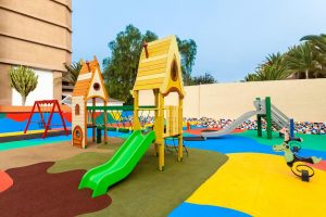 Sol Arona Tenerife playground