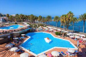 Sol Tenerife hotel swimming pool