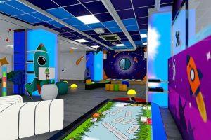 Spring Hotel Bitácora playroom