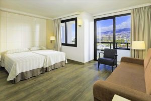 Spring Hotel Bitácora room