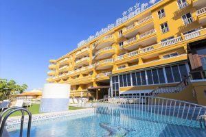 Villa De Adeje Beach all inclusive hotel in tenerife south