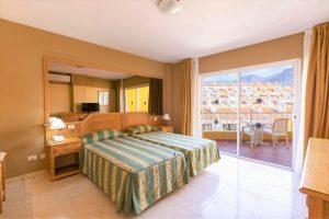 Villa De Adeje Beach hotel room