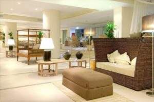 Vincci Tenerife Golf hotel lounge