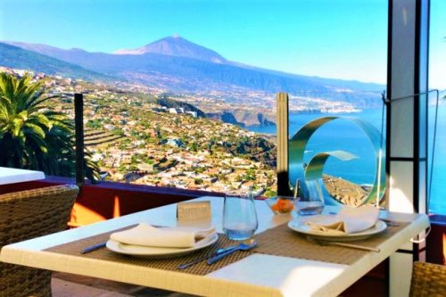 restaurants in tenerife