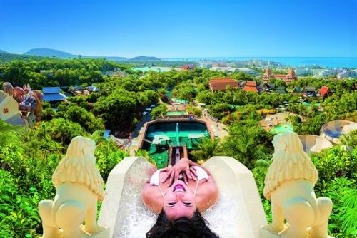 theme parks in tenerife