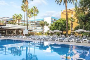 Be Live Adults Only Tenerife swimming pool