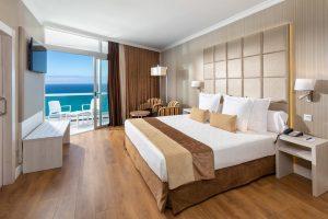 Hotel Best Semiramis room
