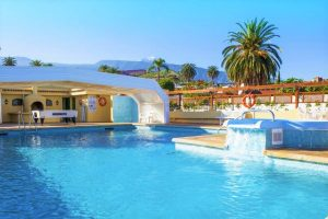 Hotel Perla Tenerife swimming pool