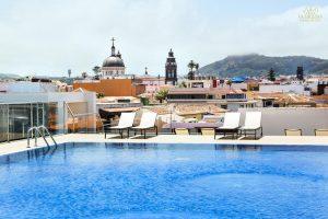 La Laguna Gran Hotel swimming pool