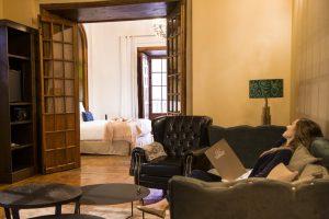 La Laguna Gran Hotel room