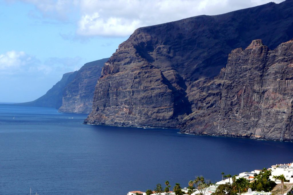 Los Gigantes viewpoint Tenerife